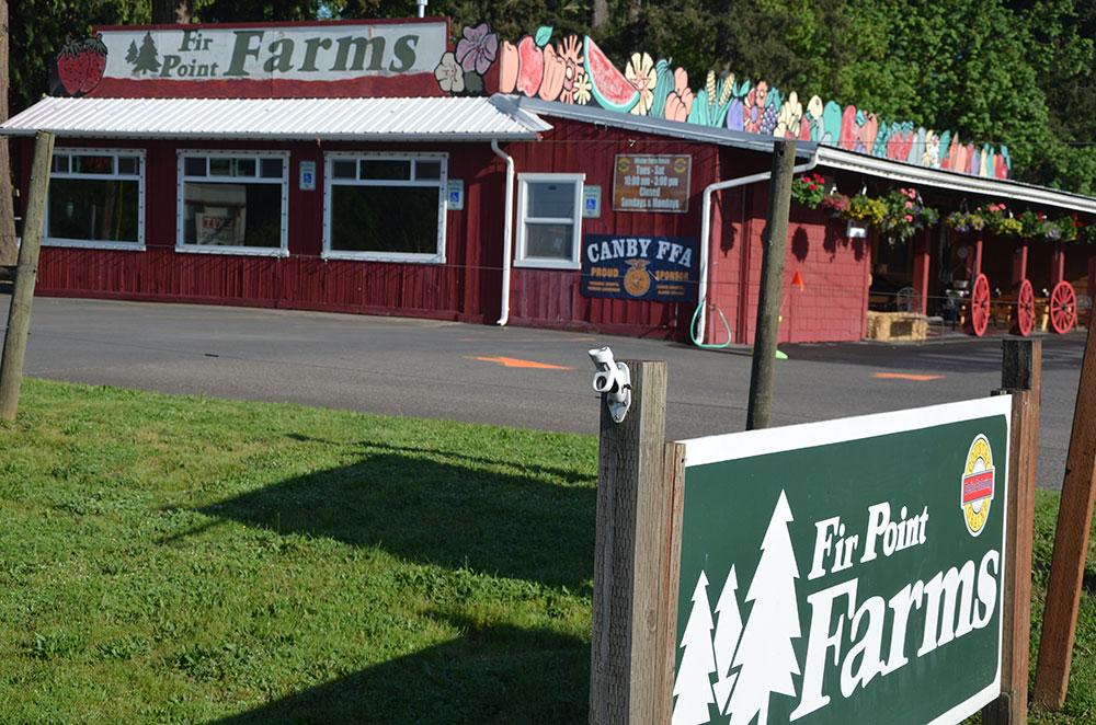 Fir Point Farm and Country Grains Fir Point Farm and Country Grains